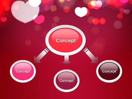 Love Pink PowerPoint Template, Slide 4, 13989, Holiday/Special Occasion — PoweredTemplate.com