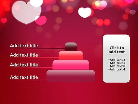 Love Pink PowerPoint Template Slide 8