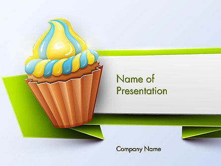 Holiday/Special Occasion: Birthday Banner PowerPoint Template #13992