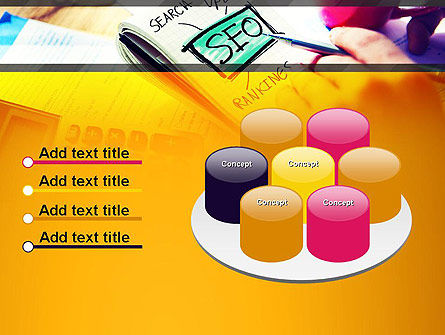 SEO Agency PowerPoint Template Slide 12