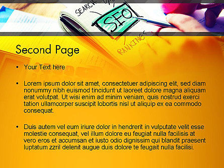 SEO Agency PowerPoint Template Slide 2