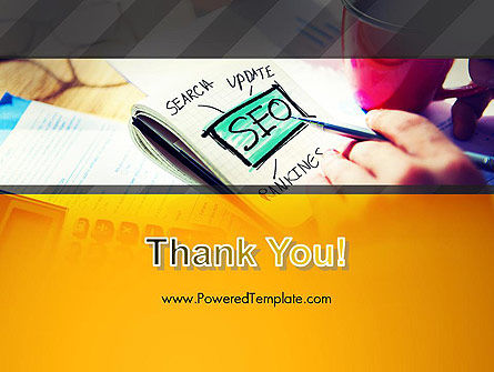 SEO Agency PowerPoint Template Slide 20