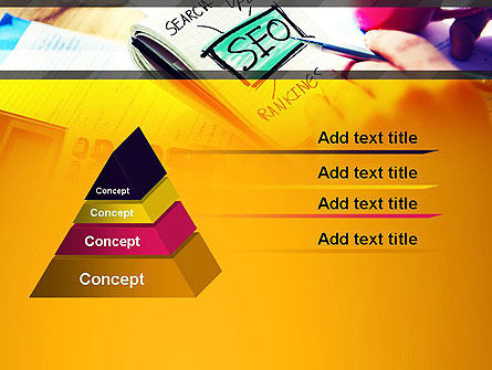 SEO Agency PowerPoint Template, Slide 4, 14026, Consulting — PoweredTemplate.com