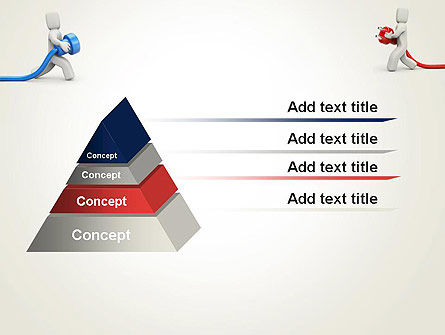 Connection Establishment PowerPoint Template Slide 12