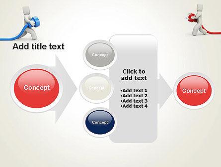 Connection Establishment PowerPoint Template Slide 17
