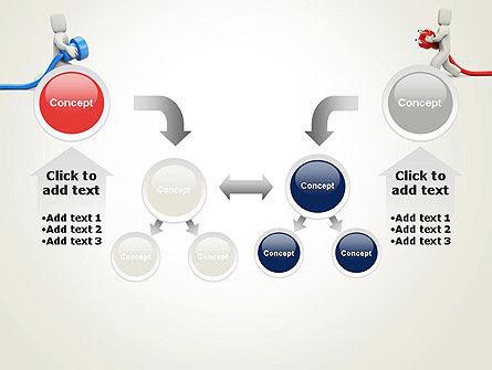 Connection Establishment PowerPoint Template Slide 19