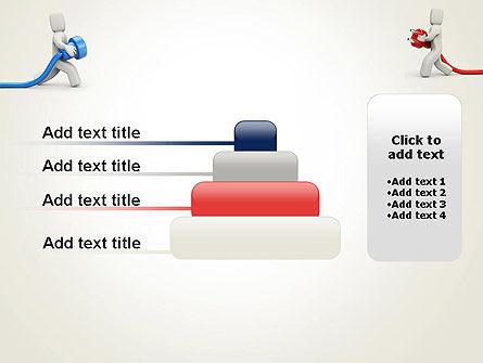 Connection Establishment PowerPoint Template Slide 8