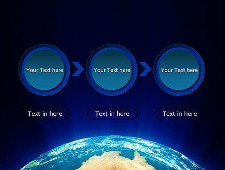 Australia on Earth PowerPoint Template Slide 5