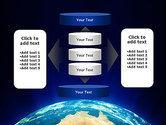 Australia on Earth PowerPoint Template#13