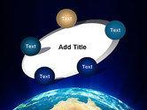 Australia on Earth PowerPoint Template#14