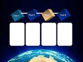 Australia on Earth PowerPoint Template#18