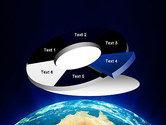 Australia on Earth PowerPoint Template#19