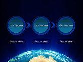 Australia on Earth PowerPoint Template#5