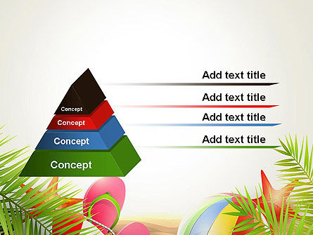 Happy Summer Holiday PowerPoint Template Slide 12