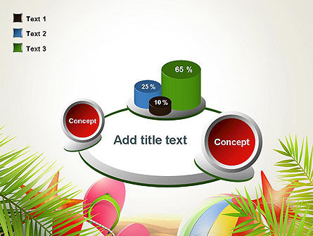 Happy Summer Holiday PowerPoint Template Slide 16