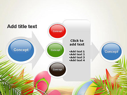 Happy Summer Holiday PowerPoint Template Slide 17