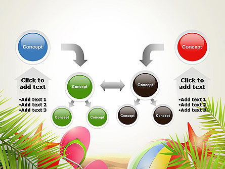 Happy Summer Holiday PowerPoint Template Slide 19