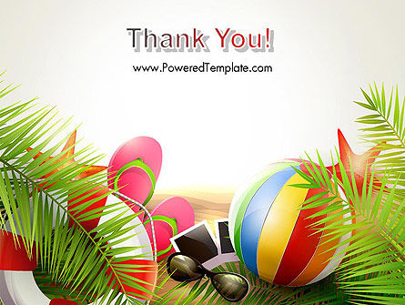 Happy Summer Holiday PowerPoint Template Slide 20