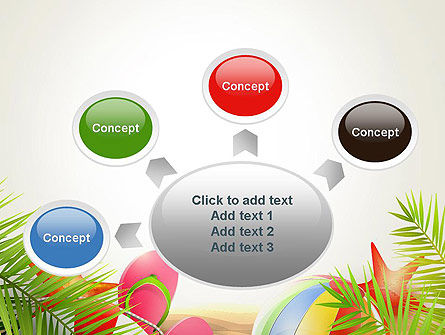 Happy Summer Holiday PowerPoint Template Slide 7