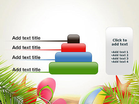 Happy Summer Holiday PowerPoint Template Slide 8