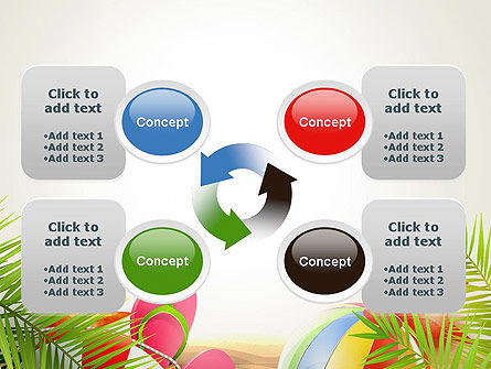 Happy Summer Holiday PowerPoint Template Slide 9