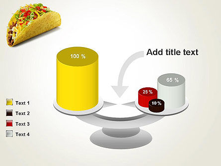 Meal on the Go PowerPoint Template Slide 10