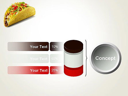 Meal on the Go PowerPoint Template Slide 11