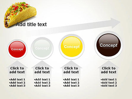 Meal on the Go PowerPoint Template Slide 13