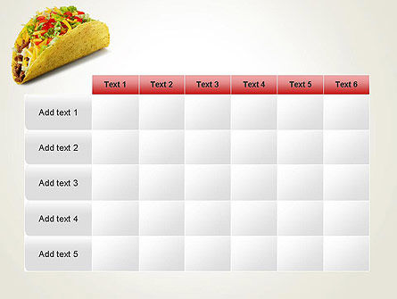 Meal on the Go PowerPoint Template Slide 15