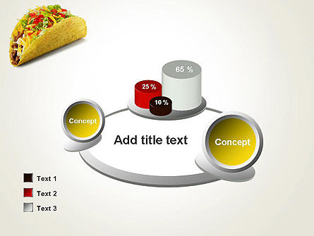 Meal on the Go PowerPoint Template Slide 16