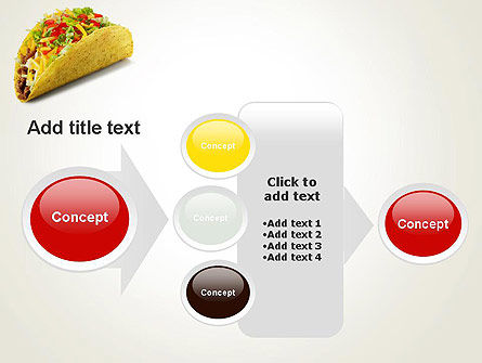 Meal on the Go PowerPoint Template Slide 17