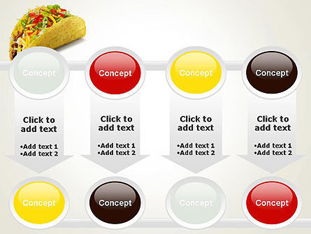 Meal on the Go PowerPoint Template Slide 18