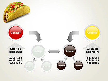 Meal on the Go PowerPoint Template Slide 19