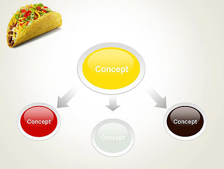 Meal on the Go PowerPoint Template Slide 4