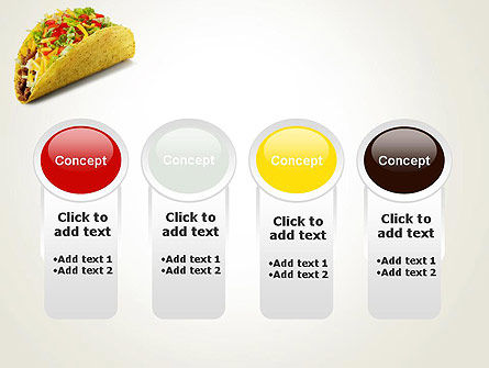 Meal on the Go PowerPoint Template Slide 5