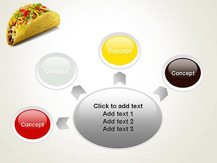 Meal on the Go PowerPoint Template Slide 7