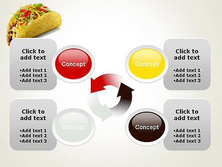 Meal on the Go PowerPoint Template Slide 9