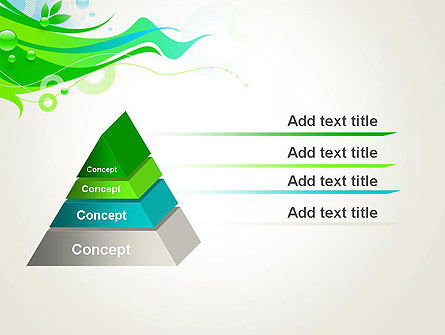 Spring Abstract PowerPoint Template Slide 12