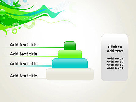 Spring Abstract PowerPoint Template Slide 8
