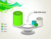Spring Abstract PowerPoint Template#10