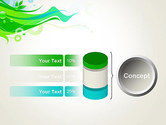 Spring Abstract PowerPoint Template#11