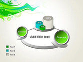Spring Abstract PowerPoint Template#16