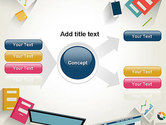 Kickoff Meeting Top View PowerPoint Template#14