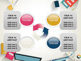 Kickoff Meeting Top View PowerPoint Template#9