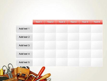 Home Maintenance PowerPoint Template Slide 15