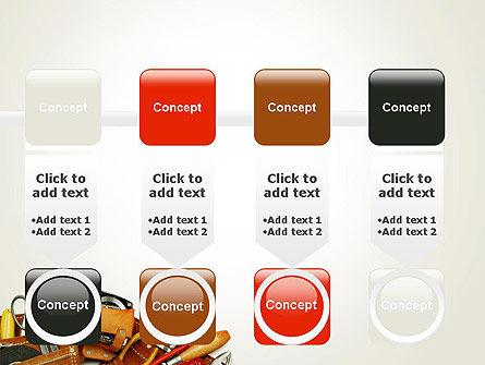 Home Maintenance PowerPoint Template Slide 18