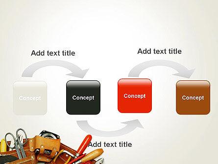 Home Maintenance PowerPoint Template, Slide 4, 14045, Utilities/Industrial — PoweredTemplate.com