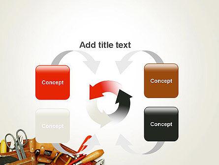 Home Maintenance PowerPoint Template Slide 6