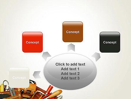 Home Maintenance PowerPoint Template Slide 7