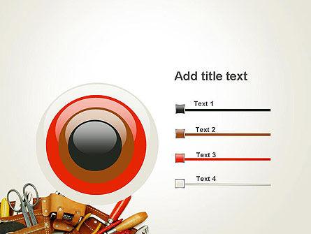 Home Maintenance PowerPoint Template Slide 9